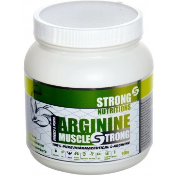 StrongNutritions Arginin