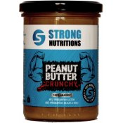 StrongNutritions Peanut Butter Crunchy expirace do 05.2019