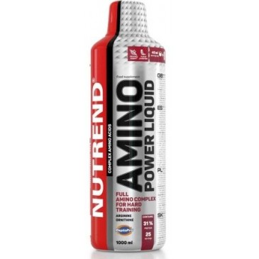 Nutrend Amino Power Liquid trvanlivost do 11.2020