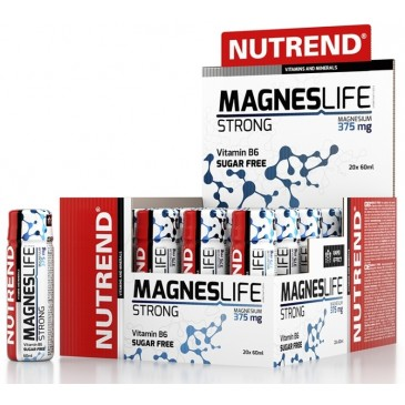 Nutrend MagnesLife Strong 20x 60ml