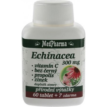 MedPharma Echinacea 300 mg expirace do 12.2018