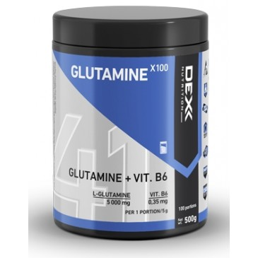 Dex Nutrition Glutamine X100