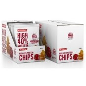 Nutrend High Protein Chips 6 x 40g expirace do 03.2018