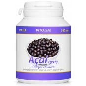 Vito Life Acai berry 360 mg
