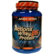 Aminostar Whey Protein Actions 85% trvanlivost do 09.2020