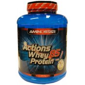 Aminostar Whey Protein Actions 85% trvanlivost do 10.2020