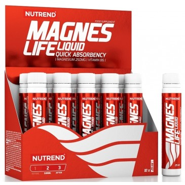 Nutrend MagnesLife 10x 25ml