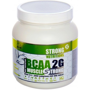 StrongNutritions BCAA 2:1:1 2G
