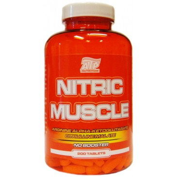 ATP Nitric Muscle
