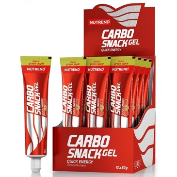 Nutrend Carbosnack 12x 50g