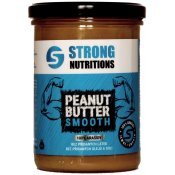 StrongNutritions Peanut Butter Smooth expirace do 09.2018
