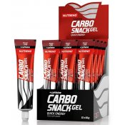 Nutrend Carbosnack with Caffeine 12x 50g
