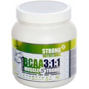 StrongNutritions BCAA 3:1:1 500 mg expirace do 10.2018