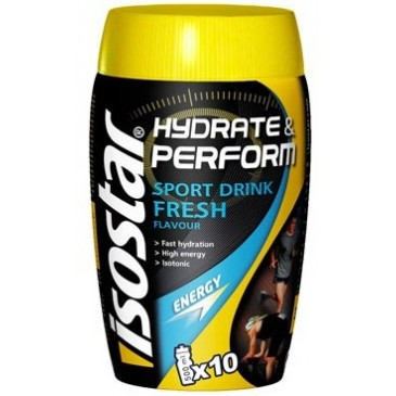 Isostar Hydrate & Perform expirace do 05.2018