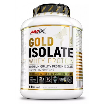 Amix Gold Whey Protein Isolate